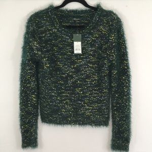 NWT Wild Fable Fuzzy Sweater